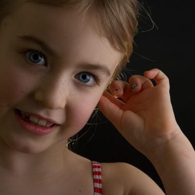 JewelEar oorafdruk voor zwemdoppen