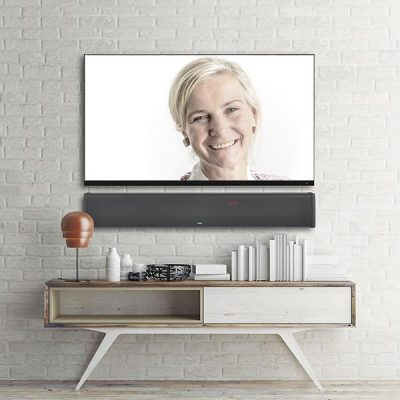 JewelEar leverancier van Soundbars, perfecte TV-versterking voor tv en home-entertainment.